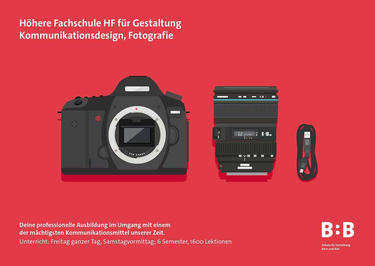 SfGB-B Grafikdesign Postkarte HF Fotografie
