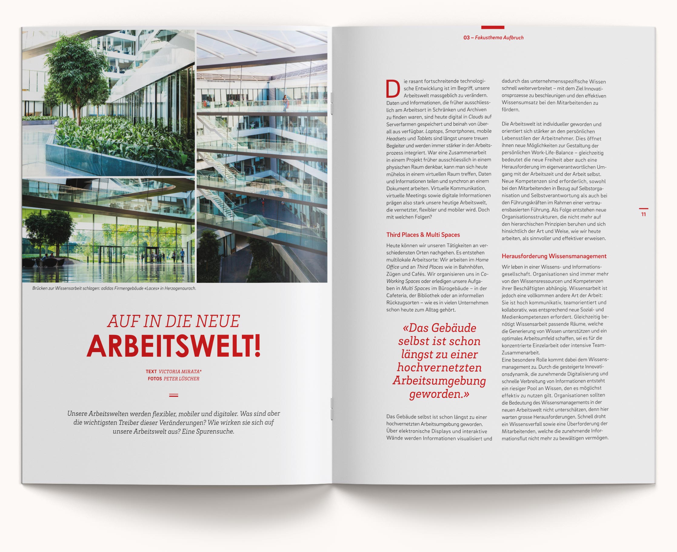 FFHS Grafikdesign Cloud Magazin Artikel Neue Arbeitswelt