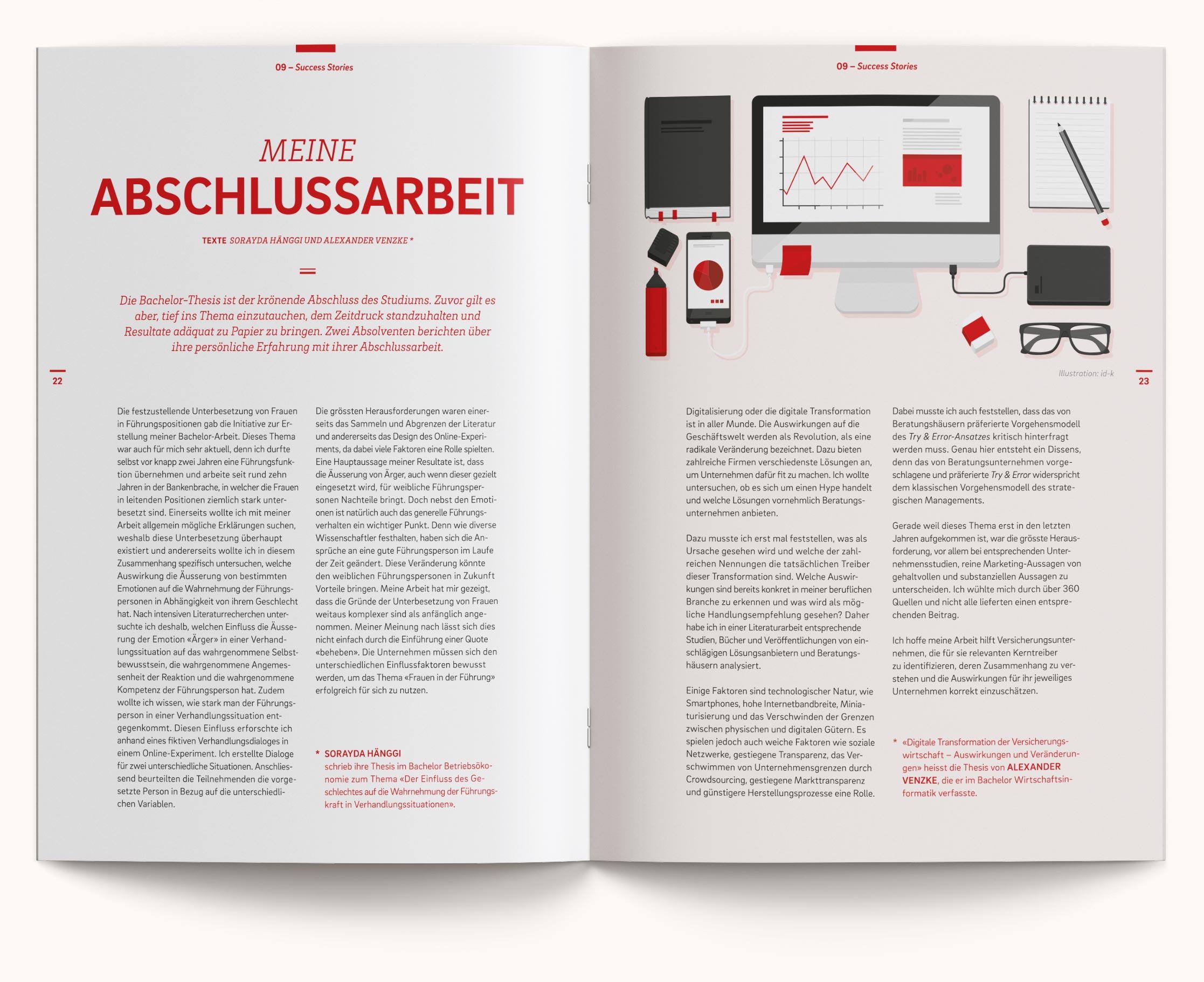 FFHS Grafikdesign Cloud Magazin Artikel Success Stories Abschlussarbeit