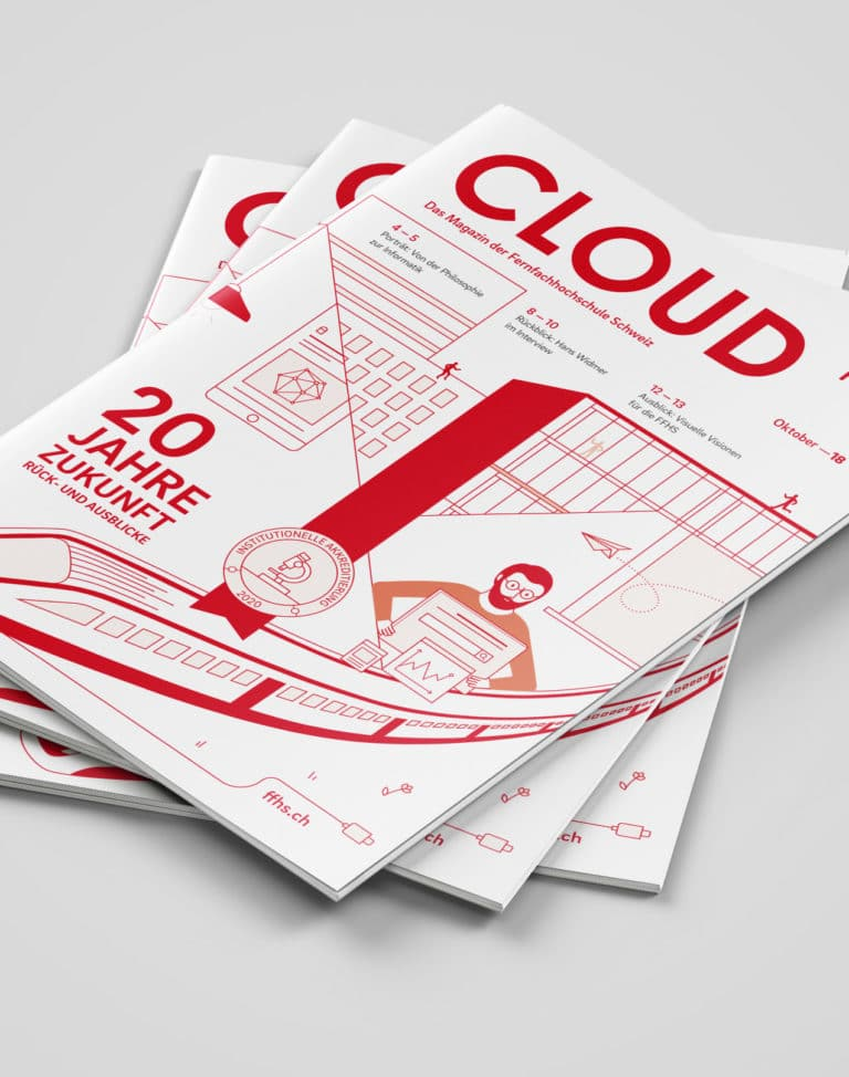 FFHS Grafikdesign Cloud Vorschaubild