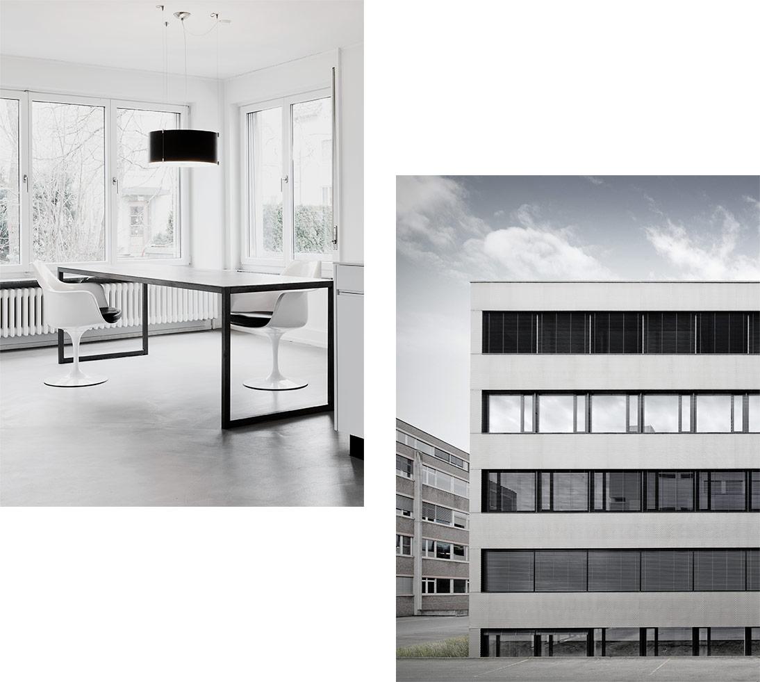 qbus Architekten Digital Esszimmer Gebaeude Bilder