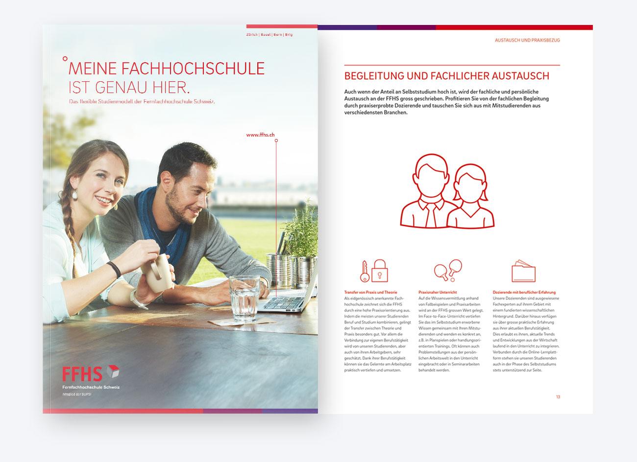 FFHS Kampagne Broschuere