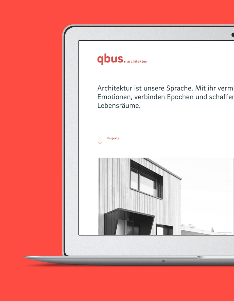 qbus Architekten Digital Vorschaubild